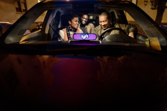 LYFT, your friend with a car