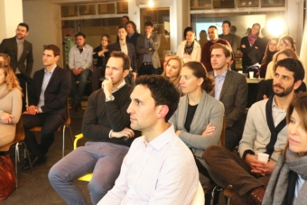 """RESTART Your Life, Career, and Business"" – Tuesday Talk At The Creative Space In Zurich"