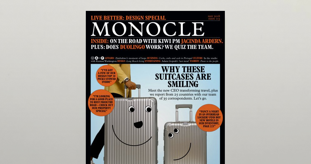 Creative Supply Profil De La Marque Monocle