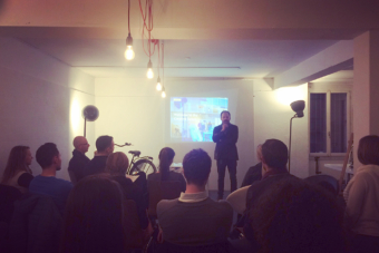 """""""Passions"""" – Tuesday Talk At The Creative Space In Zurich"""
