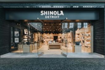 Shinola, the ambassador of Detroit's quality