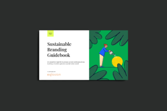 Creative Supply and eqlosion release a guide devoted to Sustainable Branding