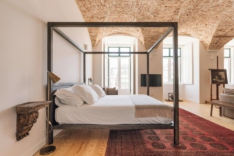 The Visionaire – your base for exploration and sanctuary for relaxation in Lisbon